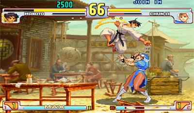 Street Fighter III: 3rd Strike: Fight for the Future - Screenshot - Gameplay
