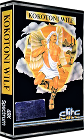 Kokotoni Wilf - Box - 3D