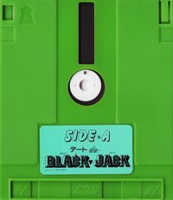 Date de Blackjack - Cart - Front