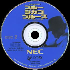Blue Chicago Blues - Disc
