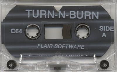 Turn n Burn  - Cart - Front