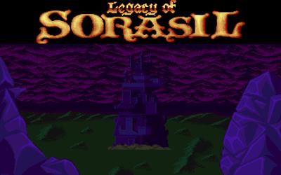 HeroQuest II: Legacy of Sorasil - Screenshot - Game Title