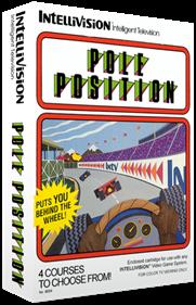 Pole Position - Box - 3D