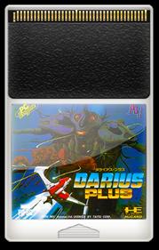 Darius Plus - Fanart - Cart - Front