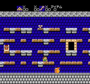 Aigina no Yogen: Balubalouk no Densetsu Yori - Screenshot - Gameplay