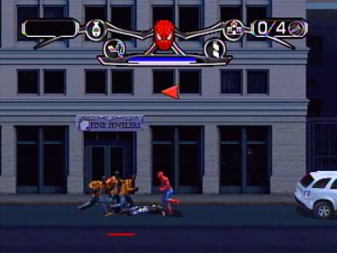 Spider-Man - Screenshot - Gameplay