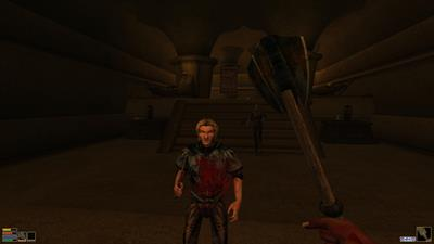 The Elder Scrolls III: Morrowind - Screenshot - Gameplay