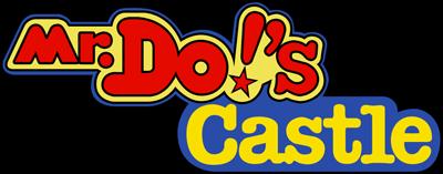 Mr. Do!'s Castle - Clear Logo