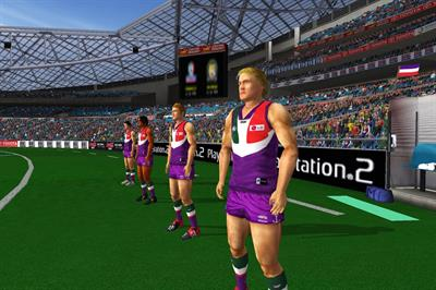 AFL Premiership 2006 - Screenshot - Gameplay