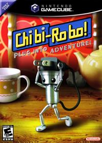Chibi-Robo!: Plug into Adventure
