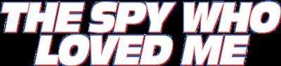 James Bond 007: The Spy Who Loved Me - Clear Logo
