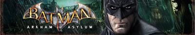 Batman: Arkham Asylum - Banner