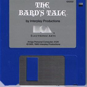 Tales of the Unknown: Volume I: The Bard's Tale - Disc