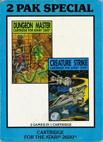 2 Pak Special: Dungeon Master / Creature Strike