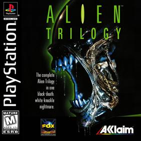 Alien Trilogy - Box - Front