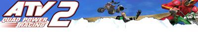 ATV Quad Power Racing 2 - Banner