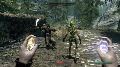 The Elder Scrolls V: Skyrim - Screenshot - Gameplay