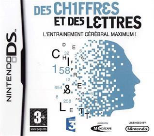 De5 Ch1ffr3s et de5 L3ttres: L'Entrainement Cérébral Maximum!
