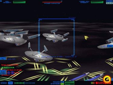 Star Trek: Starfleet Command - Screenshot - Gameplay