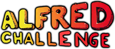 Alfred Challenge - Clear Logo