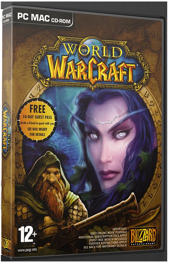 World Of Warcraft Details Launchbox Games Database
