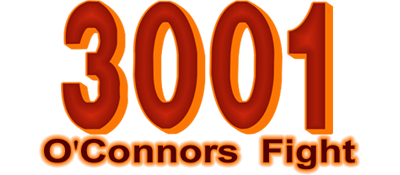 3001: O'Connors Fight - Clear Logo