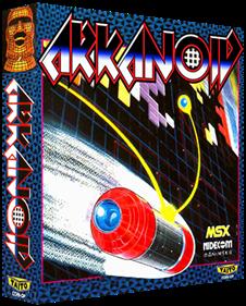 Arkanoid - Box - 3D