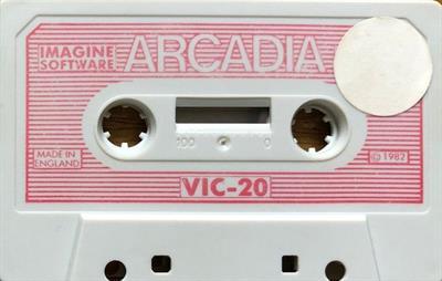 Arcadia - Cart - Front