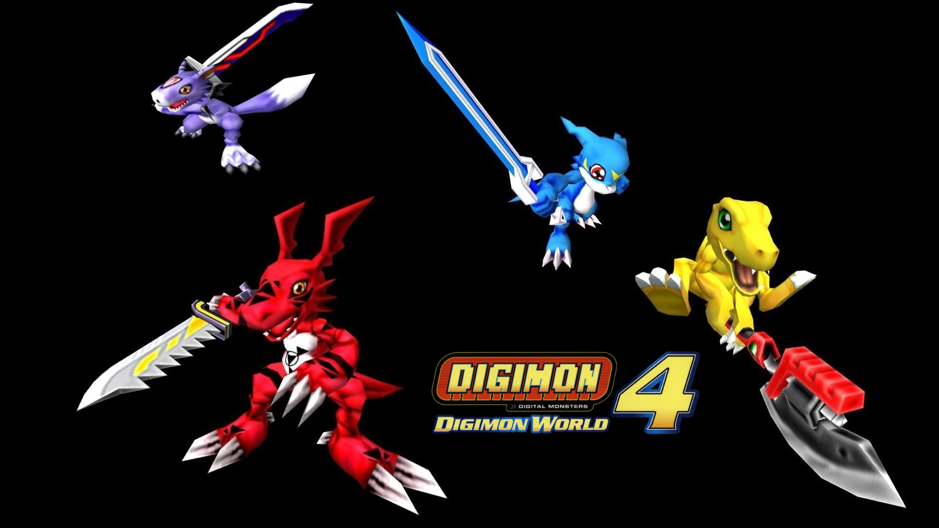 Digimon World 4 Details - LaunchBox Games Database