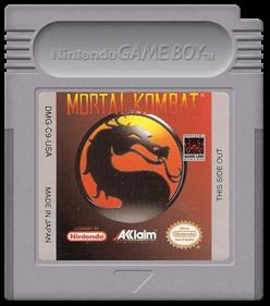 Mortal Kombat - Fanart - Cart - Front