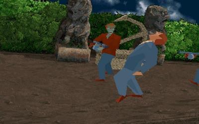 Alone in the Dark: One-Eyed Jack's Revenge - Screenshot - Gameplay