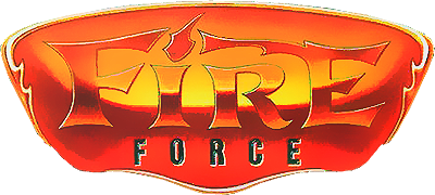 Fire Force - Clear Logo