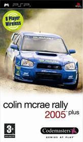 Colin McRae Rally 2005 Plus