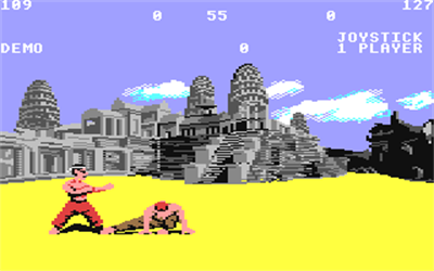 Fist: The Legend Continues - Screenshot - Gameplay