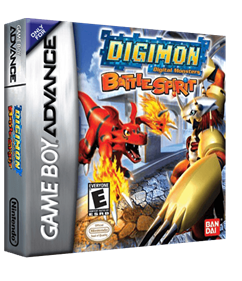 Digimon Battle Spirit - Box - 3D