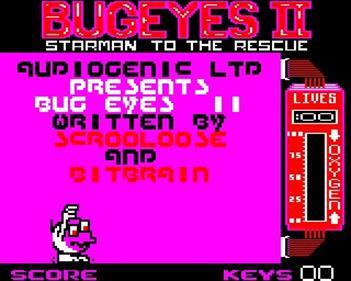 Bug Eyes II - Screenshot - Game Title