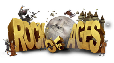 Rock of Ages - Clear Logo