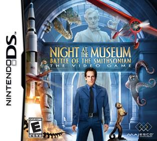Night at the Museum: Battle of the Smithsonian :The Video Game