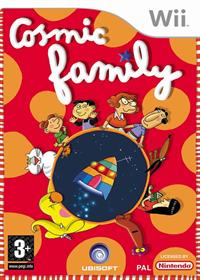 Cosmic Family - Box - Front