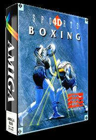 4D Sports Boxing - Box - 3D