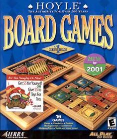 Hoyle Board Games 2001