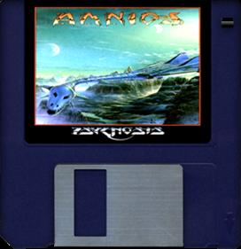 Amnios - Fanart - Disc