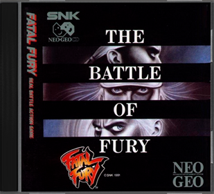 Fatal Fury: The Battle of Fury