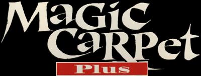 Magic Carpet Plus - Clear Logo