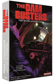 The Dam Busters - Box - 3D