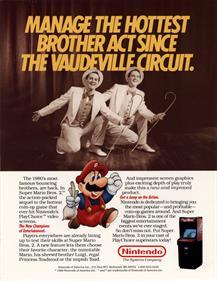 Mario Bros. (PlayChoice-10)