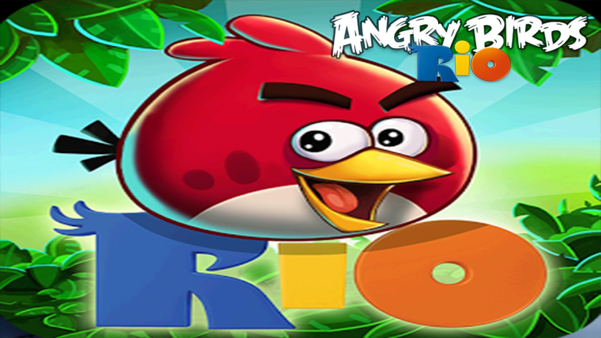 angry birds rio details launchbox games database. Black Bedroom Furniture Sets. Home Design Ideas