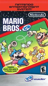 E-Reader Mario Bros