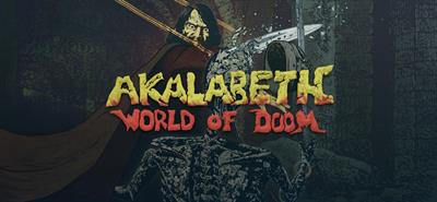 Akalabeth: World of Doom - Fanart - Background