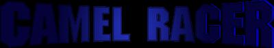 Camel Racer - Clear Logo